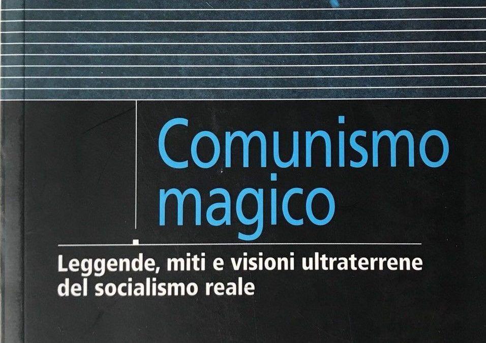 """…su eBay venduta a 59,90 € una copia di """"Comunismo magico"""" di Francesco Dimitri"""