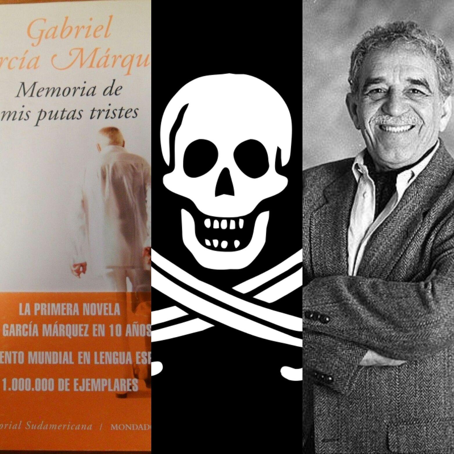 """Il mistero dell'edizione contraffatta di """"Memoria de mis putas tristes"""" di Gabriel García Márquez"""