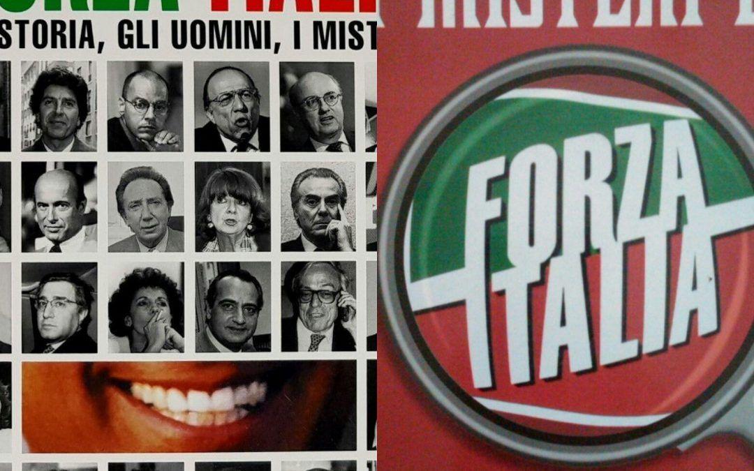 """""""Forza Italia"""" di Alessandro Gilioli: stesso libro ma con 2 copertine diverse!"""