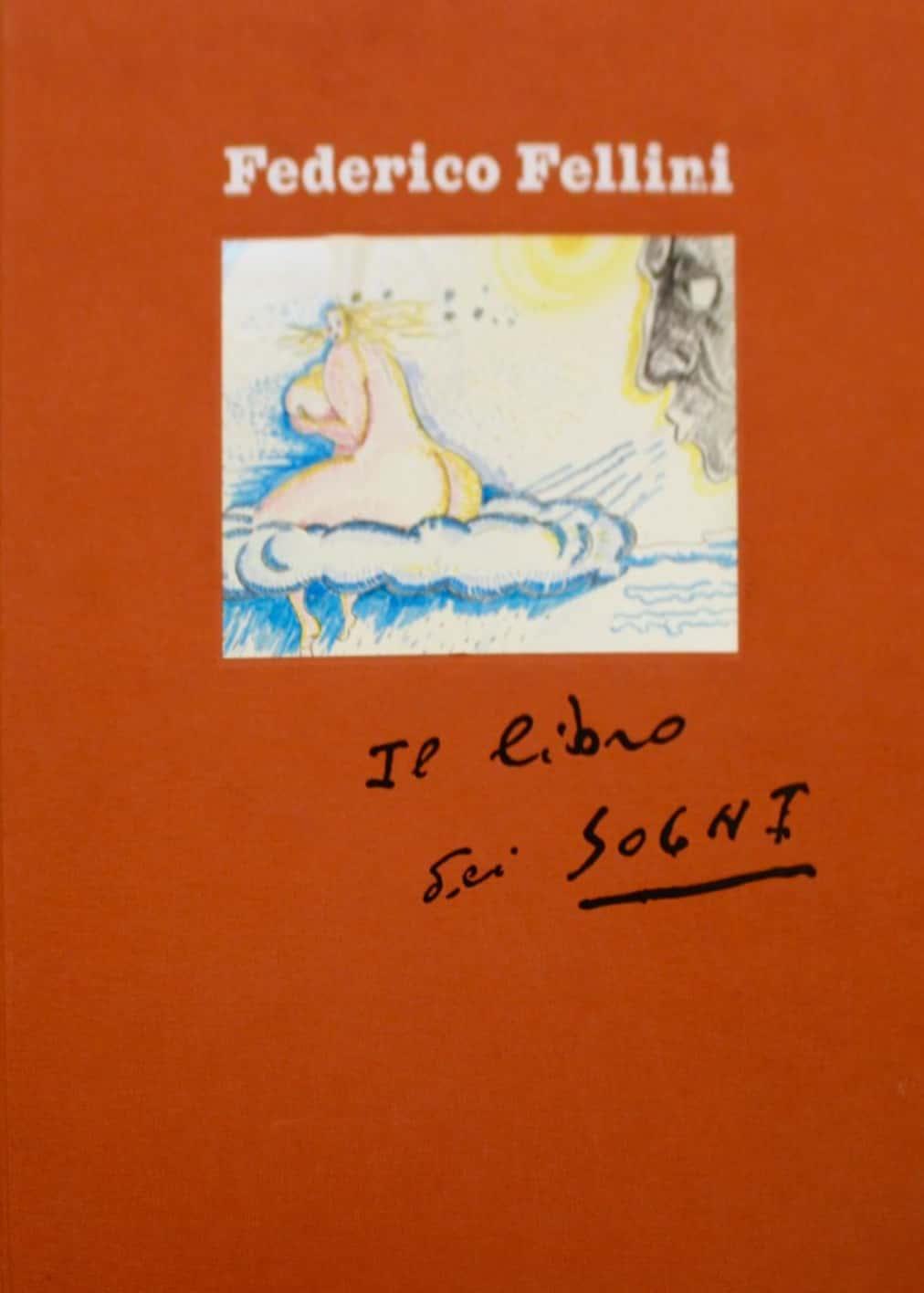 """…su Antiqbook c'è """"Il libro dei sogni"""" di Federico Fellini, e in fondo anche il prezzo è un sogno!"""