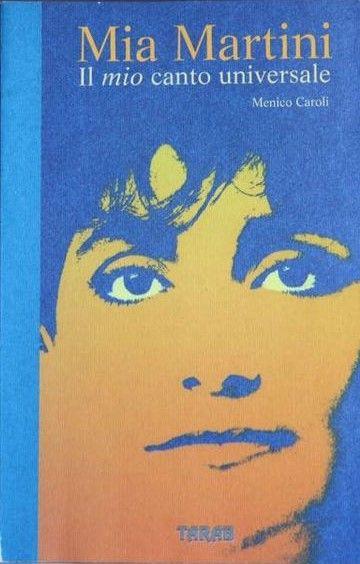 …su eBay il primo raro libro su Mia Martini uscito dopo la sua scomparsa