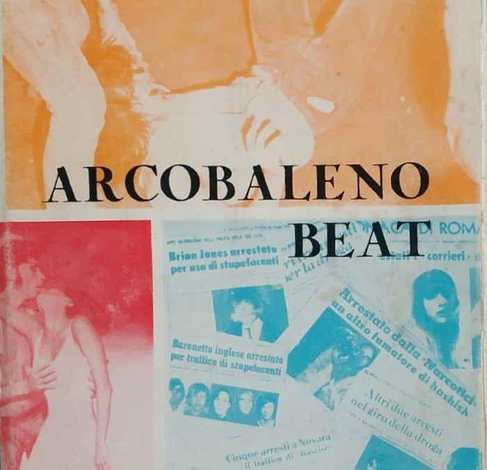 """…su Comprovendolibri c'è """"Arcobaleno Beat"""" di Domenico Celada"""