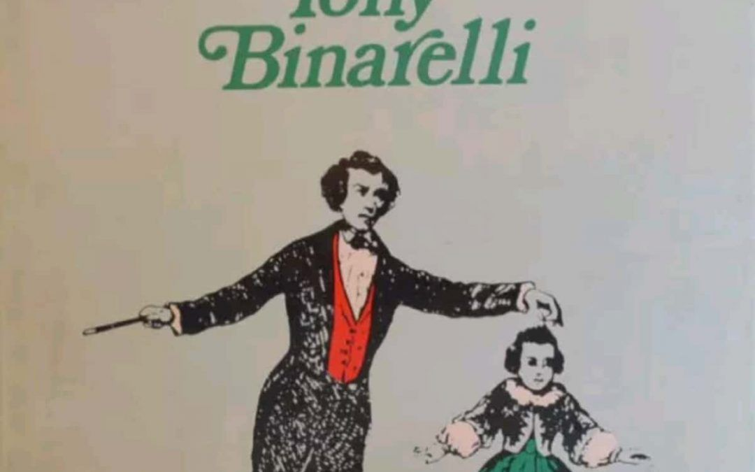 """…su eBay c'è """"Dopocena col mago"""", il prezioso libro di Tony Binarelli"""