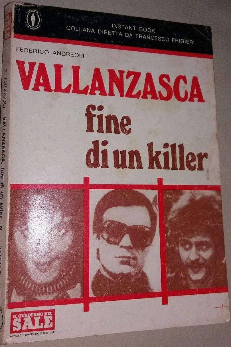 """… su eBay c'è il raro """"Vallanzasca fine di un Killer"""" a 10 €"""