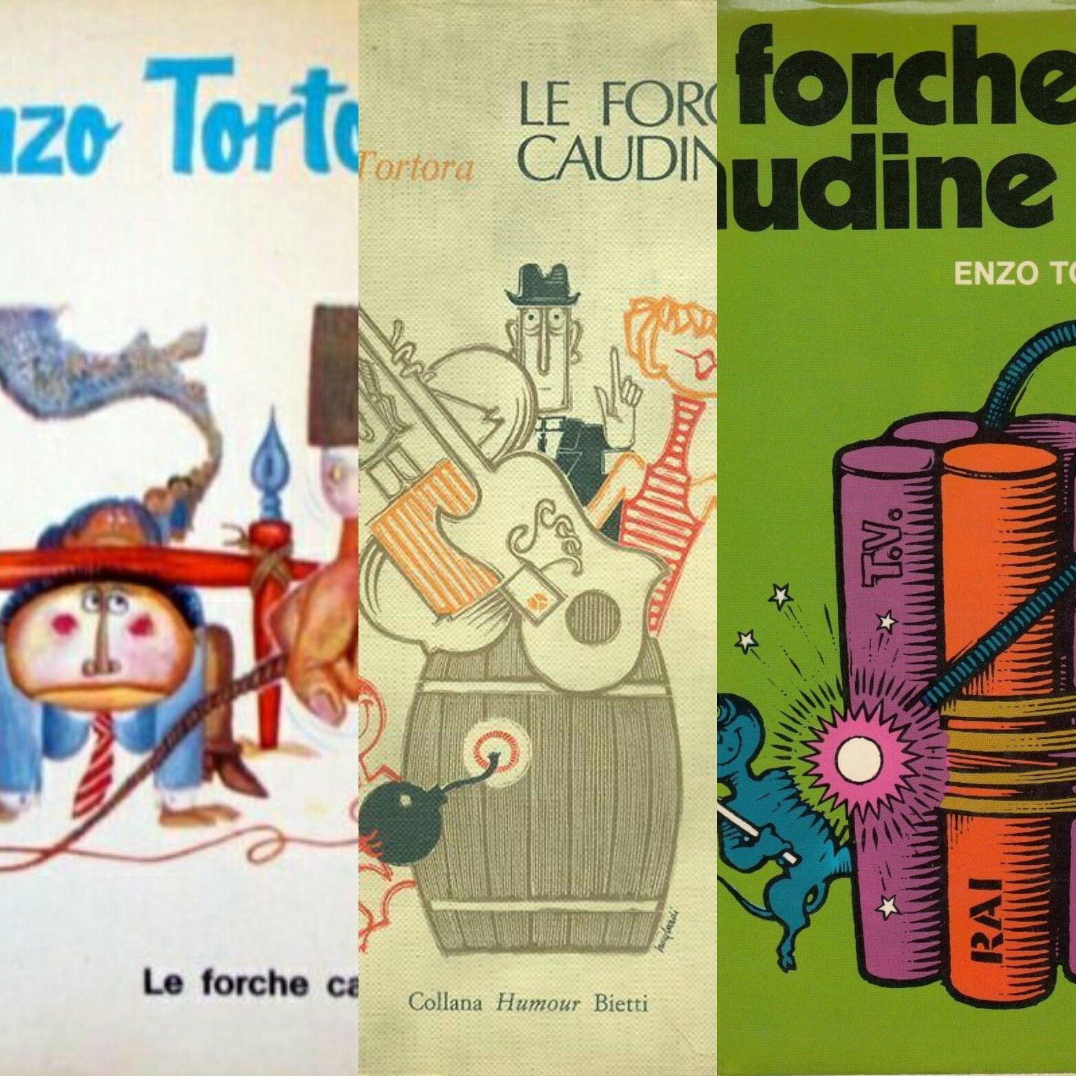 """""""Le forche caudine"""" di Enzo Tortora. Ci sono 3 prime edizioni?"""