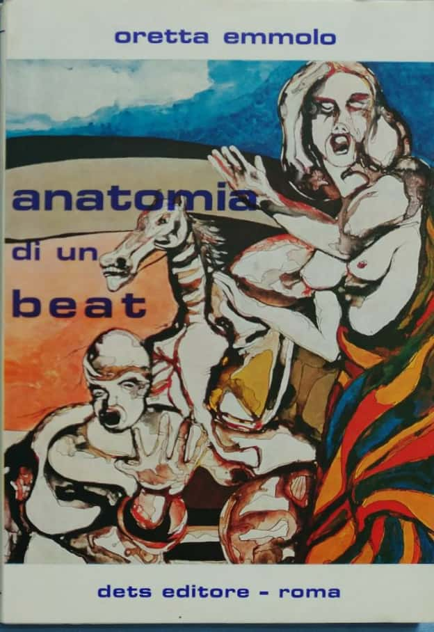 """""""Anatomia di un Beat"""" di Oretta Emmolo: scomparsissimo!"""