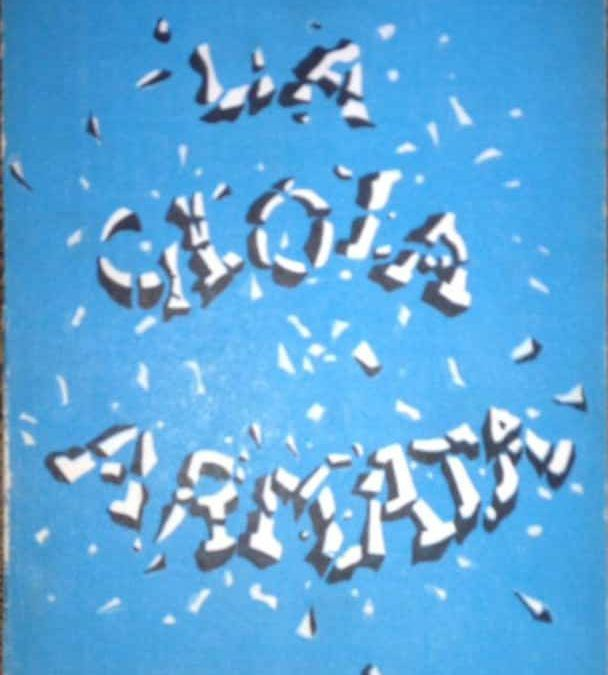 """""""La gioia armata"""", di Alfredo M. Bonanno: possederlo è quasi un reato!"""