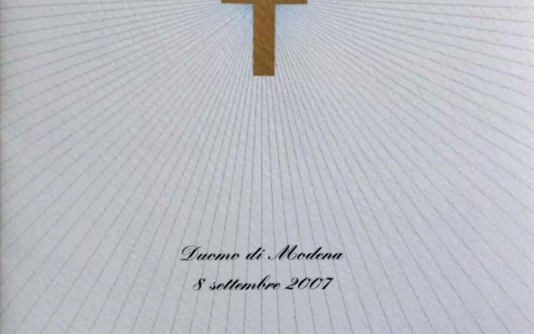 …su eBay c'è il libretto del funerale di Luciano Pavarotti!