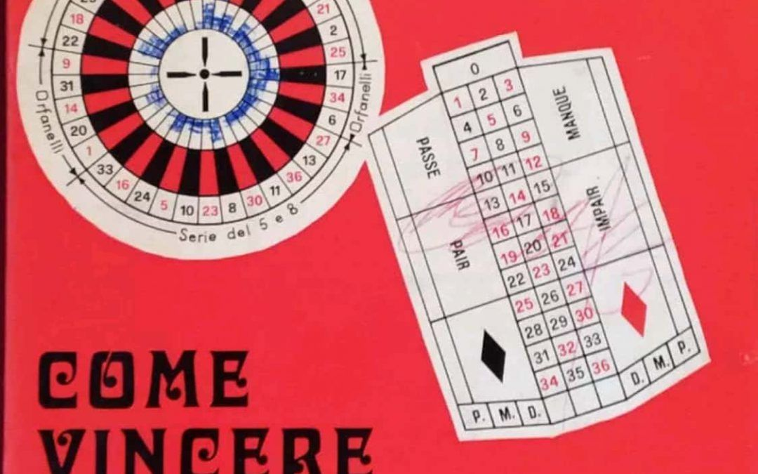 """…su eBay c'è un raro libro su come vincere """"infallibilmente"""" alla roulette"""