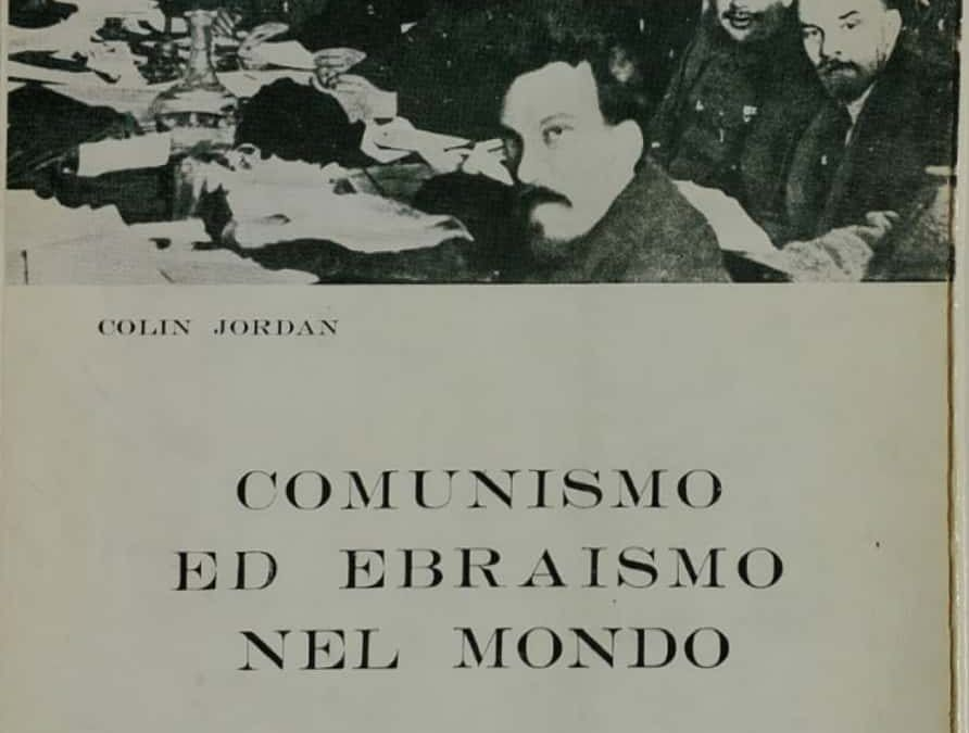 """""""Comunismo ed ebraismo nel mondo"""" rarissimo libro proibito del 1969!"""