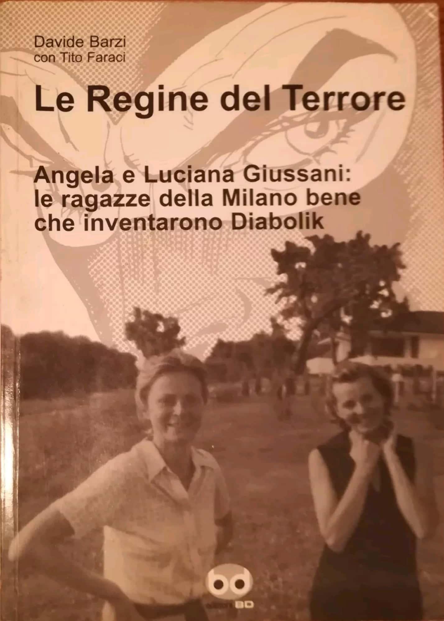 """…venduto su eBay """"Le regine del terrore"""" (le sorelle Giussani e Diabolik)"""