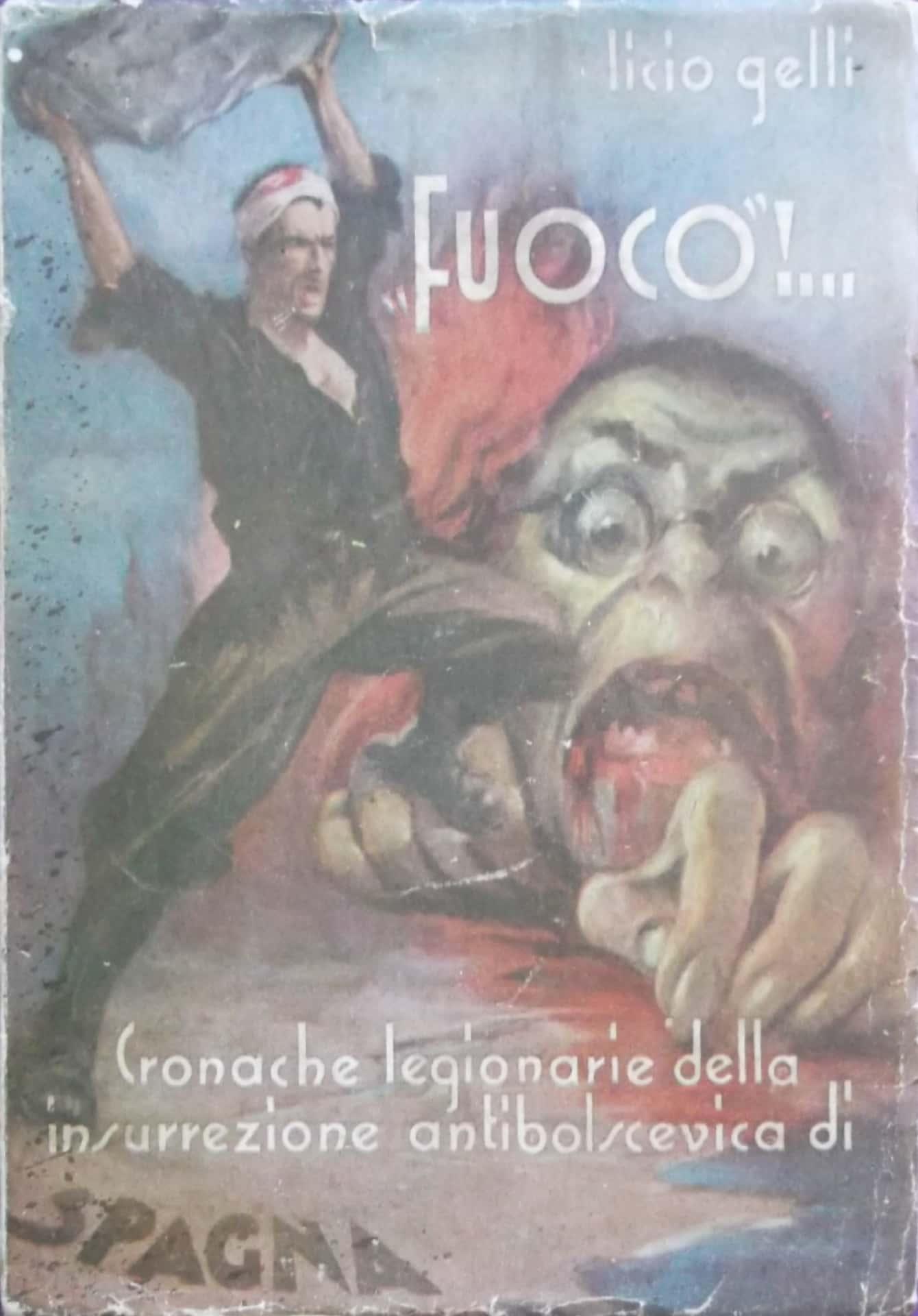 Fuoco! Il primo leggendario libro di Licio Gelli
