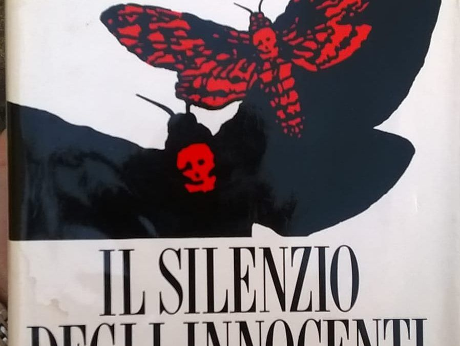 """""""Il silenzio degli innocenti"""" di Thomas Harris al mercatino"""