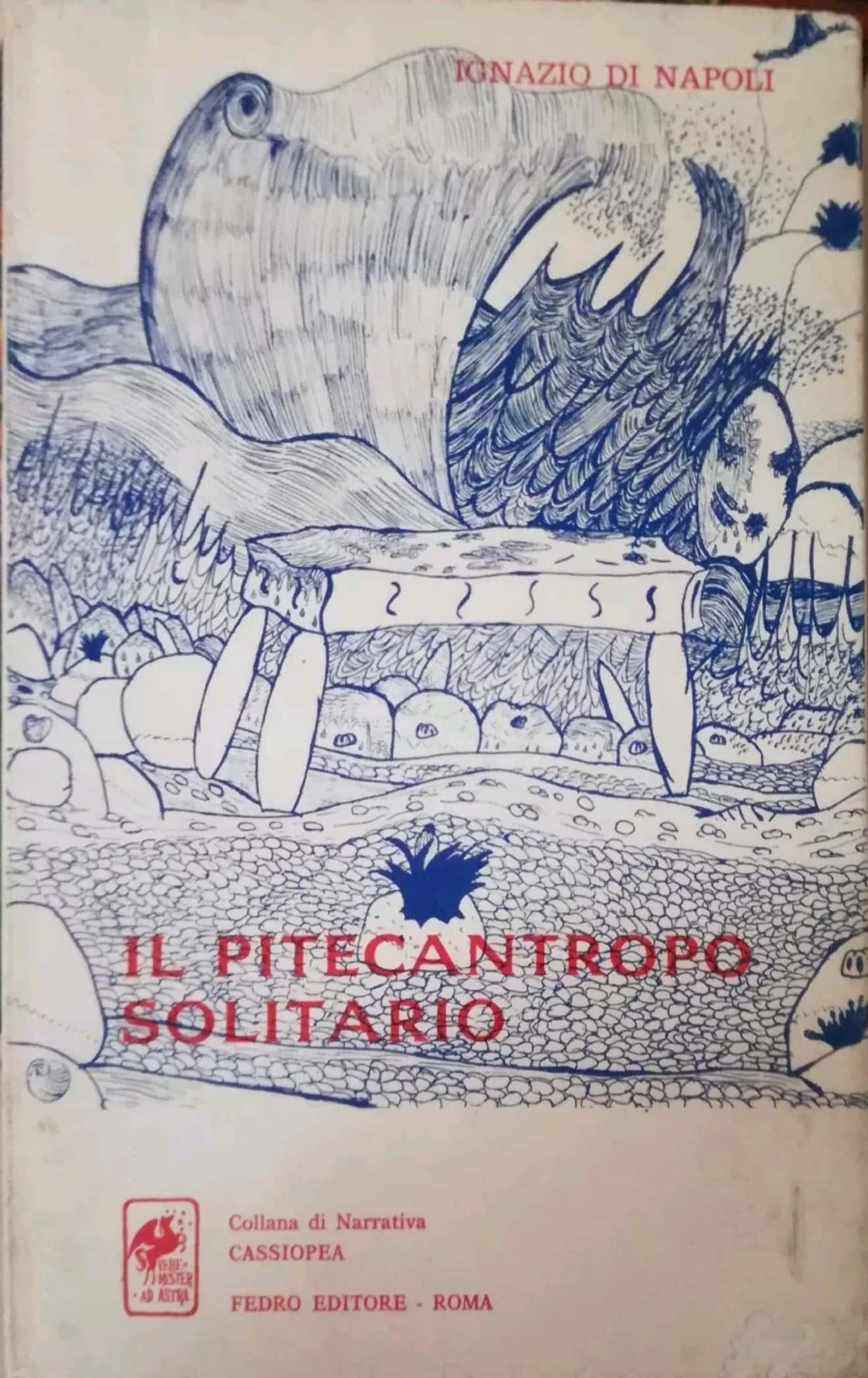 """…su eBay c'è """"Il Pitecantropo solitario"""" di Ignazio di Napoli (mai visto prima!)"""