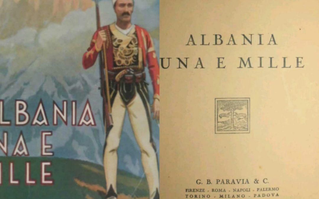 """…su eBay c'è in asta """"Albania una e mille"""" di Indro Montanelli"""