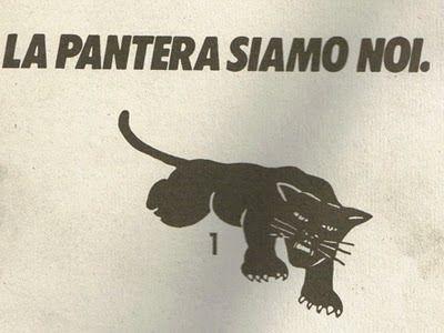 """""""La pantera siamo noi"""" di Marco Capitelli in bancarella"""