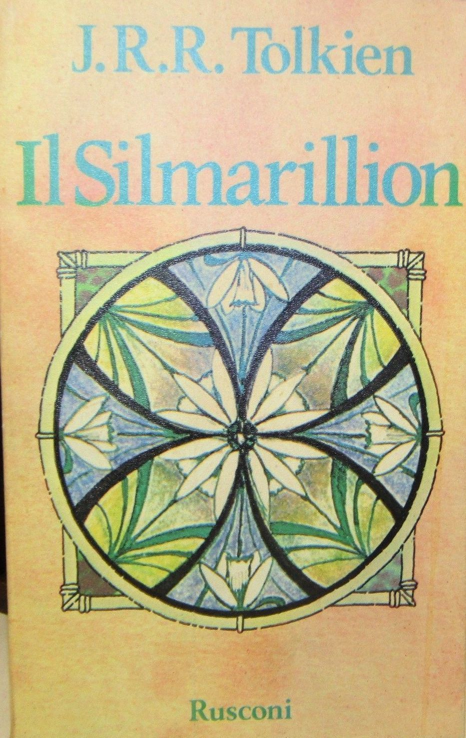 """…su eBay c'è il """"Silmarillion"""" di J. R. R. Tolkien del 1978 a 14 €"""
