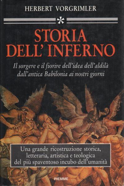 """""""Storia dell'Inferno"""" di Herbert Vorgrimler al mercatino"""