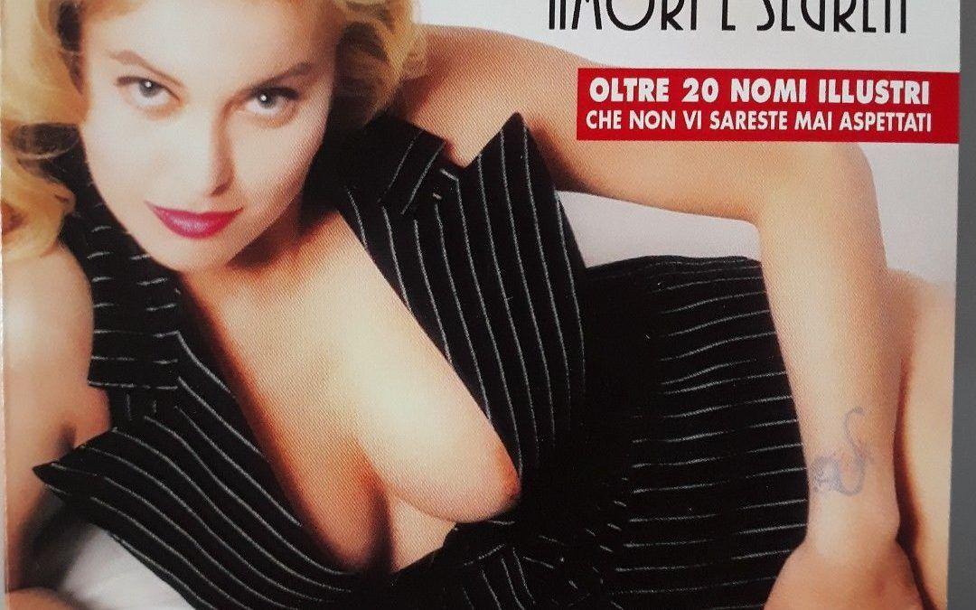 """""""Moana Pozzi amori e segreti"""" di Brunetto Fantauzzi in bancarella"""