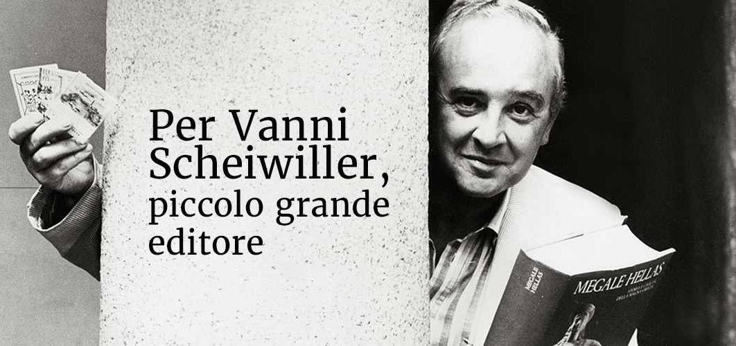 """""""Premio Bocca di Magra 1993"""" di Vanni Scheiwiller al mercatino"""