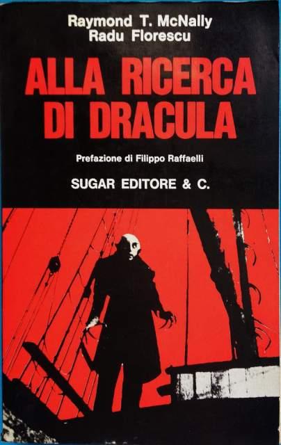 …su eBay c'è il primo saggio su Dracula (1973) di McNally-Florescu a 12 €