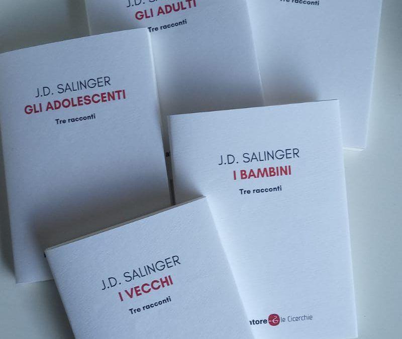 Cinque titoli di J. D. Salinger che non ci dovrebbero essere