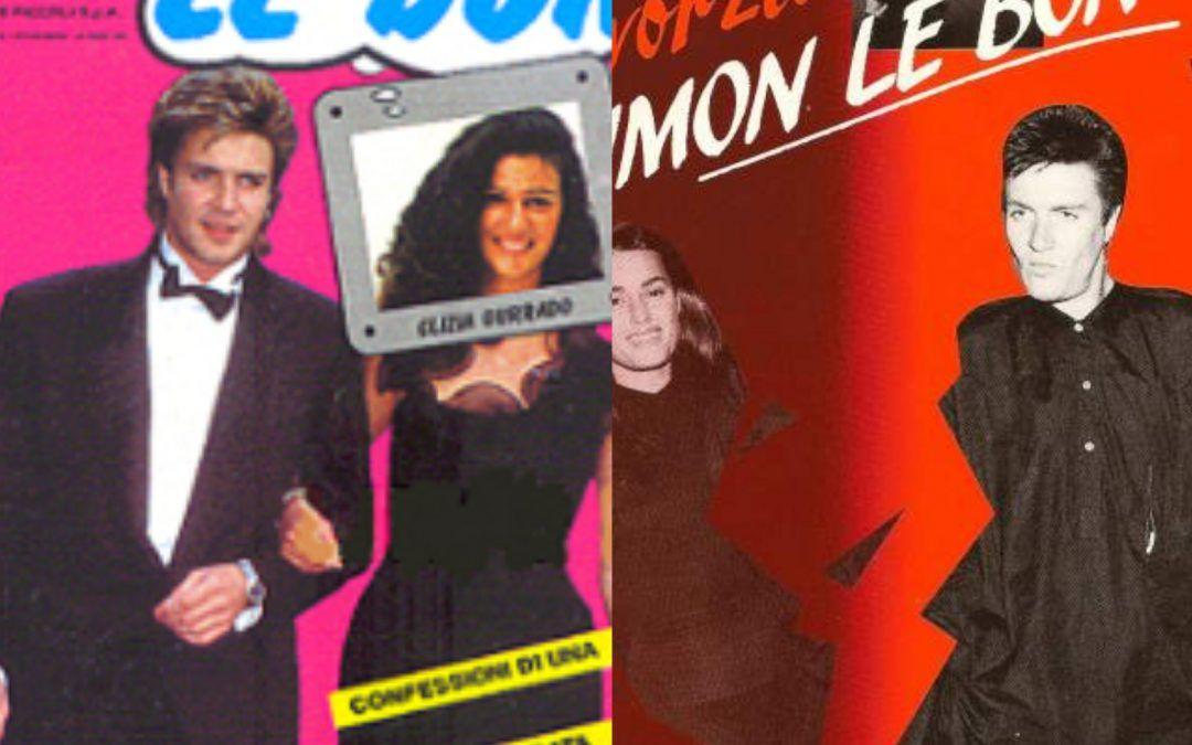 Sposerò (o farò divorziare) Simon Le Bon? Ai posteri l'ardua sentenza…