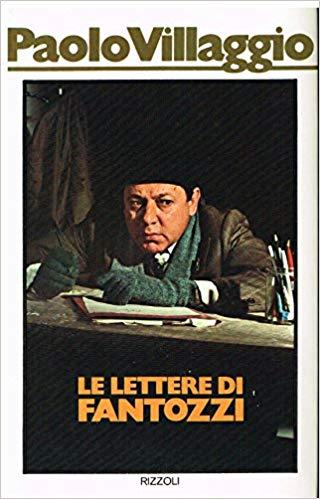 """""""Le lettere di Fantozzi"""" di Paolo Villaggio in bancarella"""