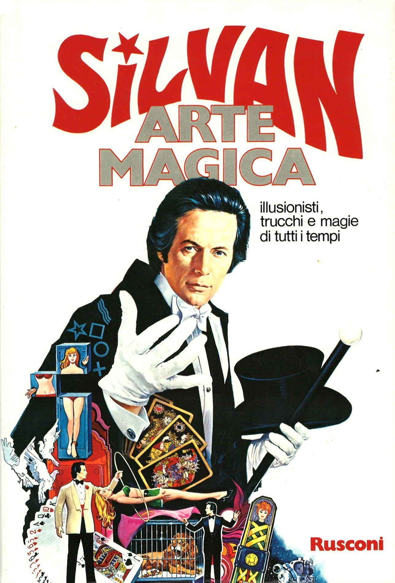 """…su eBay c'è """"Arte Magica"""" di Silvan a 75 euro"""