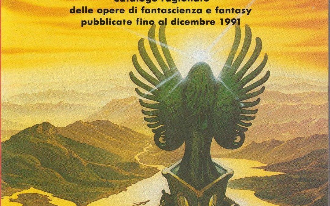 …su eBay c'è un raro Catalogo ragionato di Fantascienza e Fantasy della Editrice Nord a 12 €