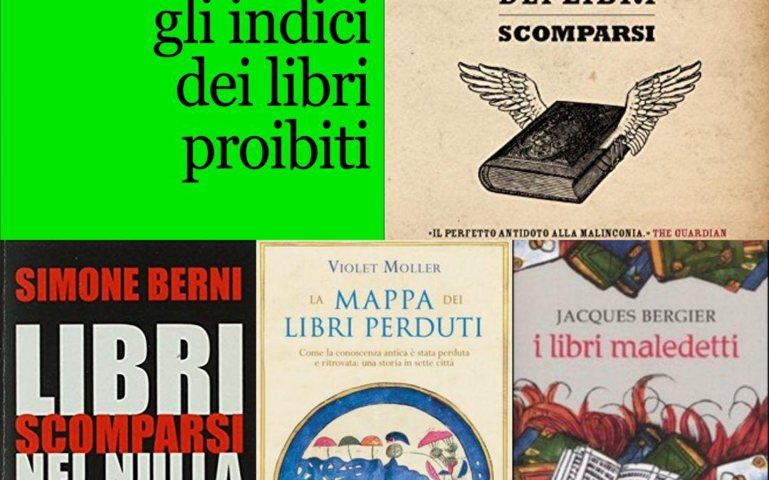 Ma quanti libri sui libri proibiti: è nato un nuovo settore?