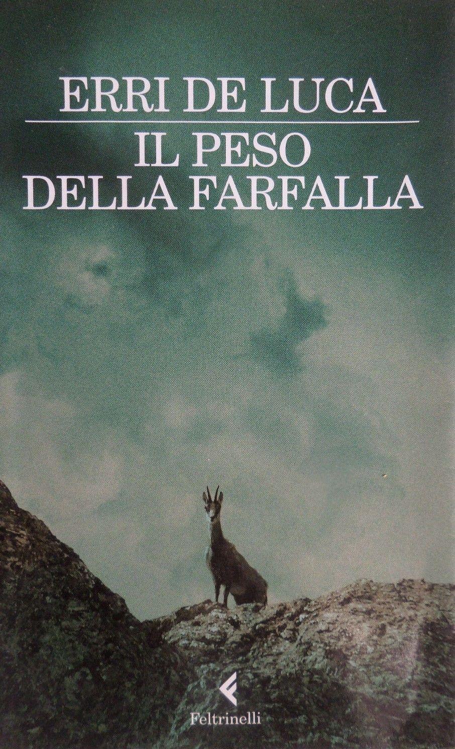 """""""Il peso della farfalla"""" di Erri De Luca al mercatino della Garbatella"""
