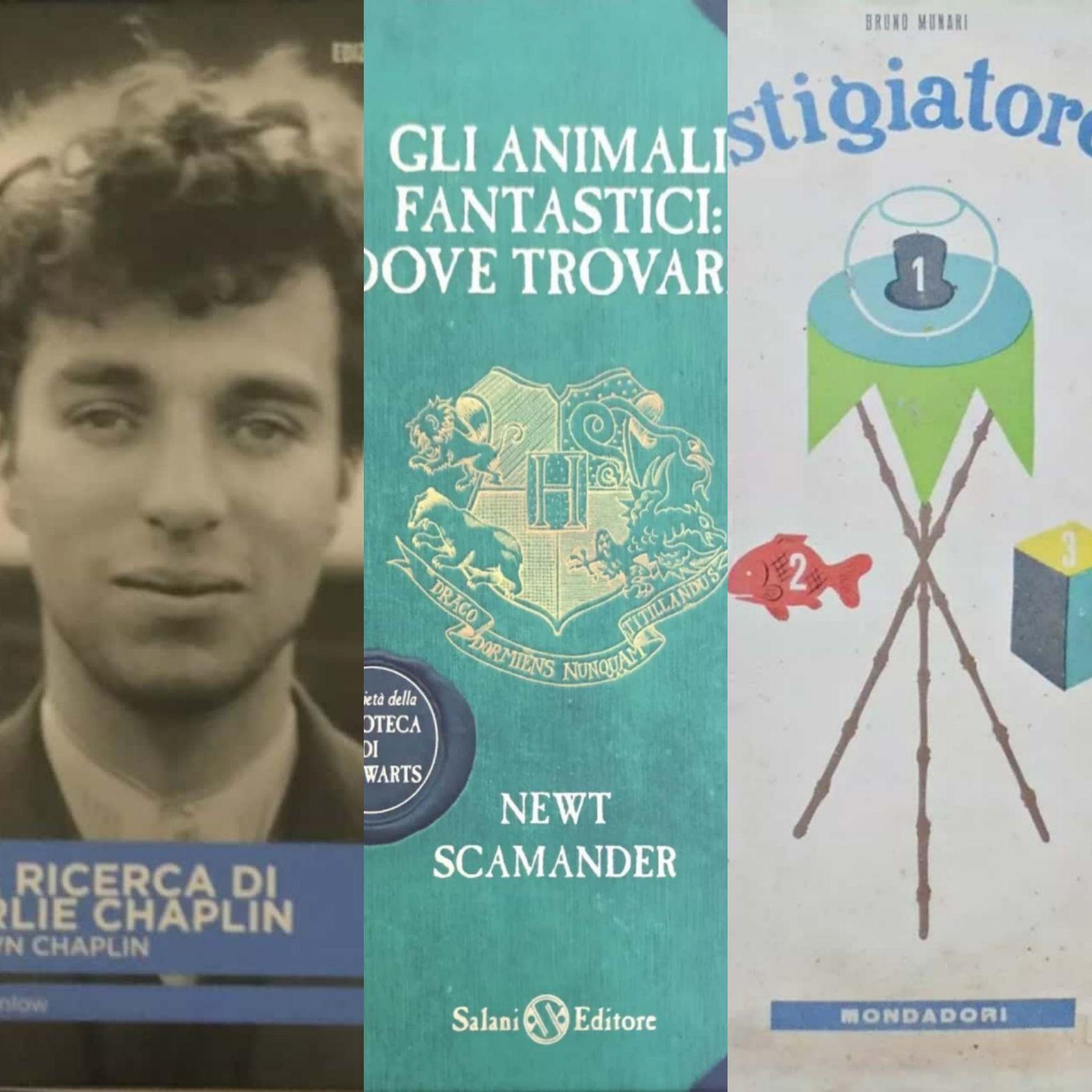 Chaplin, J.K. Rowling e Bruno Munari: le 3 aste su eBay da non perdere!