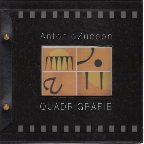 """""""Quadrigrafie"""" di Antonio Zuccon, un imbullonato per 10 € al mercatino"""