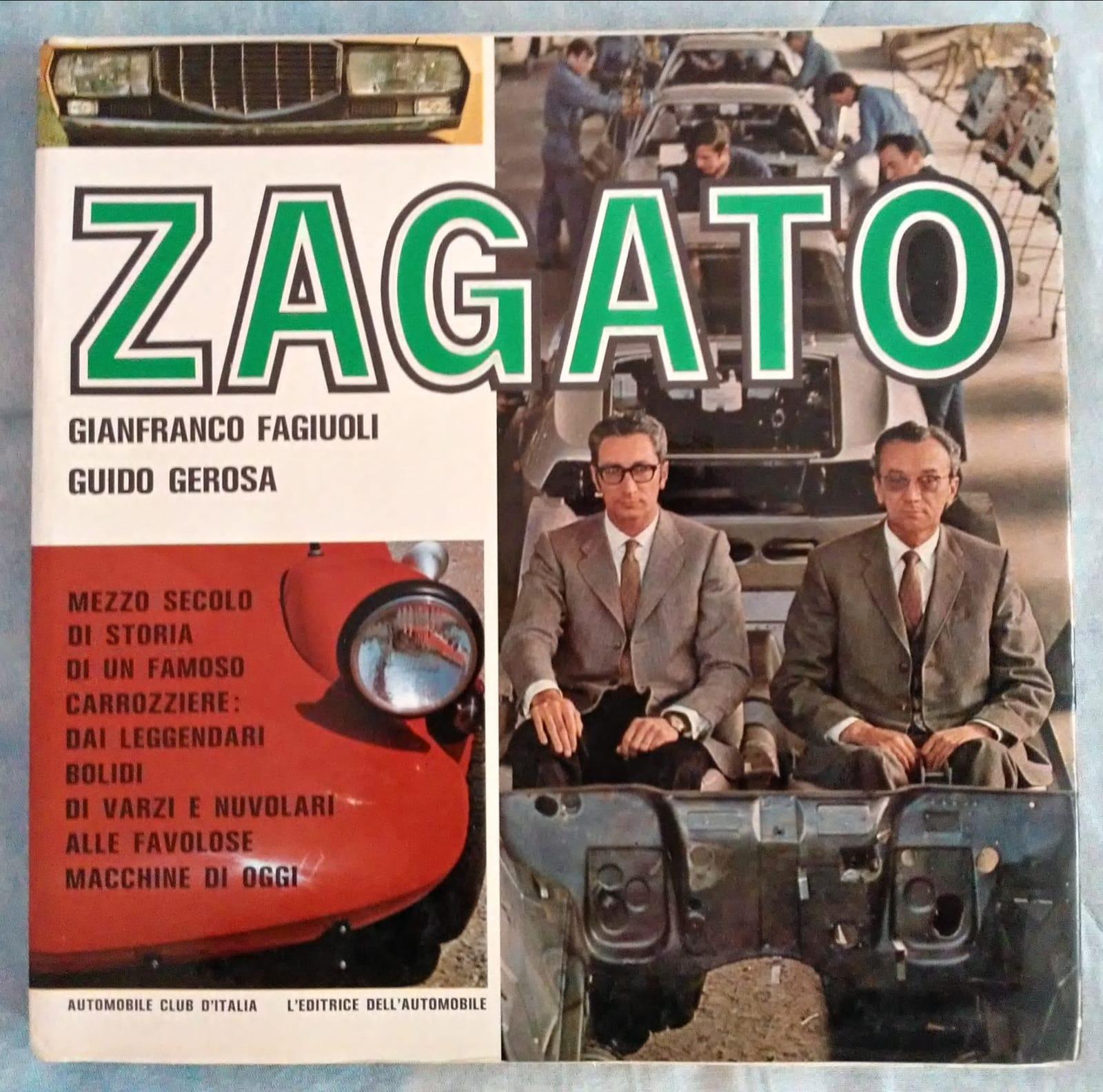 """""""Zagato"""" di Gianfranco Fagiuoli e Guido Gerosa al mercatino"""