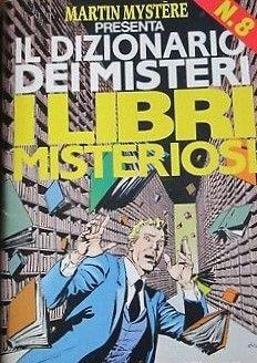 """""""I libri misteriosi"""" di Martin Mystère al mercatino!"""