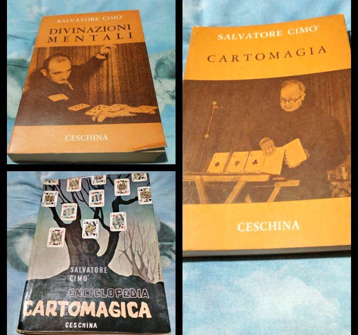 Salvatore Cimò, la magia non muore mai: alla scoperta della sua mitica enciclopedia