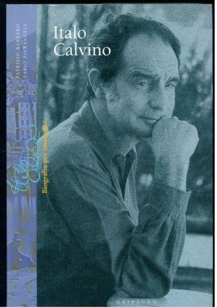 """""""Italo Calvino biografia per immagini"""" di Pierangeli e Barbaro in bancarella"""