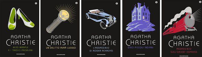 10 piccoli Agatha Christie… da poco usciti ma già oggetti del desiderio!