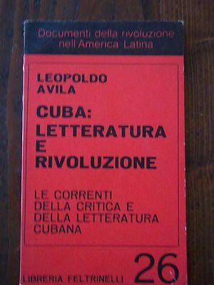"""""""Cuba: Letteratura e Rivoluzione"""" della Libreria Feltrinelli in bancarella"""