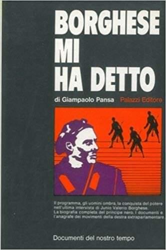 """Venduto """"Borghese mi ha detto"""" di Giampaolo Pansa a 240 € su eBay"""
