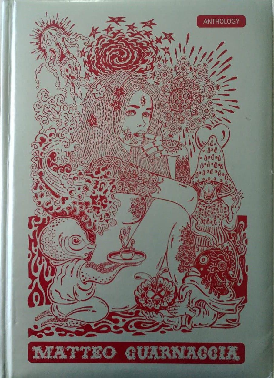 Matteo Guarnaccia: un libro, un mito – ovviamente introvabile!