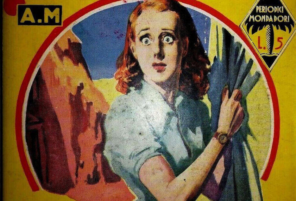 """Il raro """"La domatrice"""" di Agatha Christie (Mondadori, 1939) in asta!"""