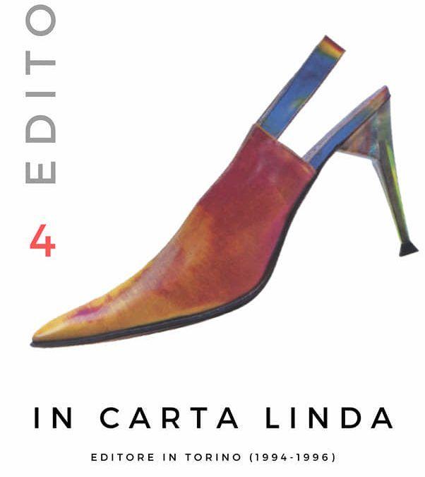 """Esce """"In Carta Linda: editore in Torino (1994-1996)"""", di Massimo Gatta (Edizioni SO)"""