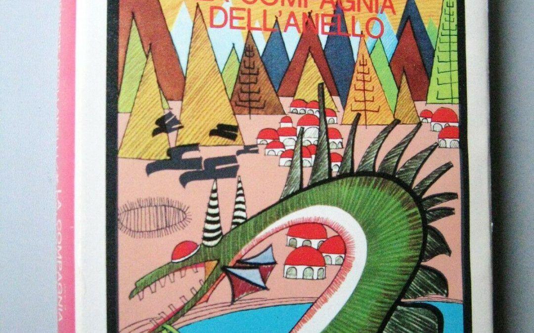"""In asta su eBay """"La Compagnia dell'Anello"""" di Tolkien nell'Edizione Astrolabio"""