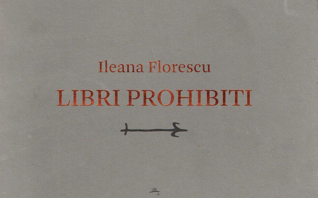 """Libri Prohibiti"" di Ileana Florescu al mercatino"