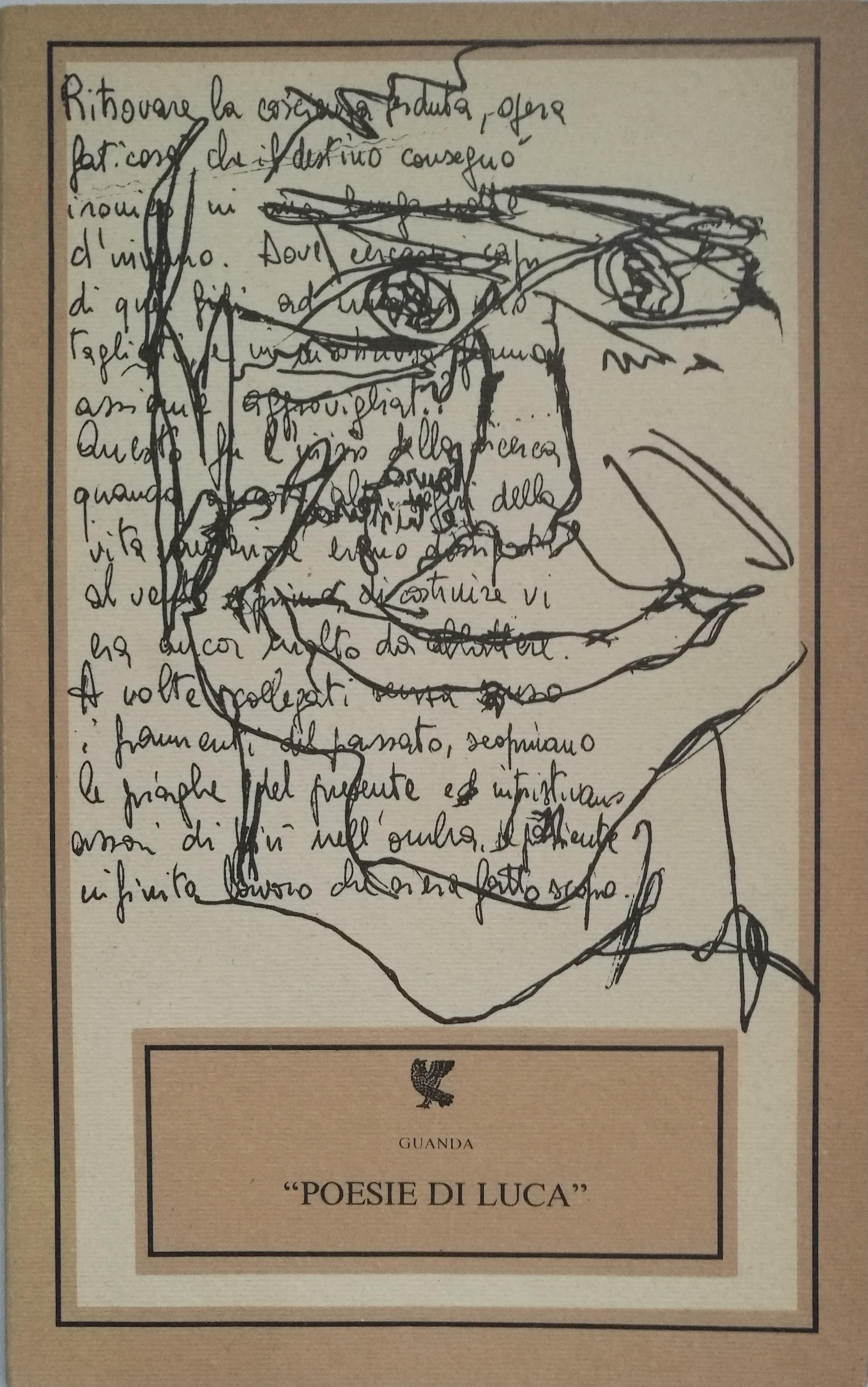 Il primo e ultimo libro di un promettente giovane poeta: Luca Vannucchi: Guanda ci credeva!