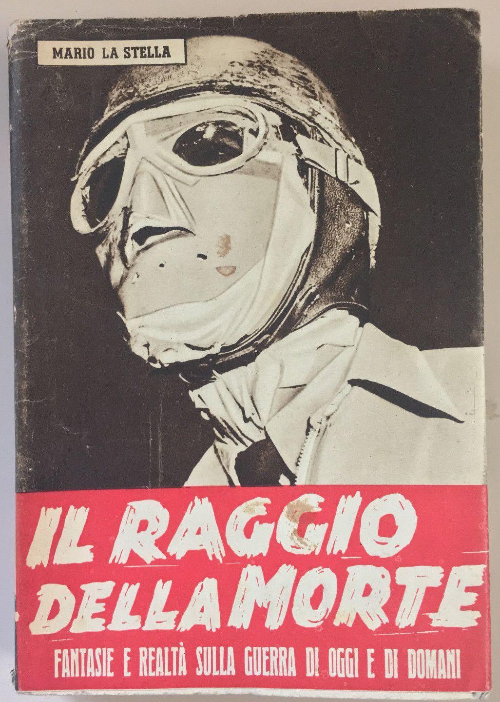 """""""Il raggio della morte"""" di Mario La Stella su eBay a 900 €"""