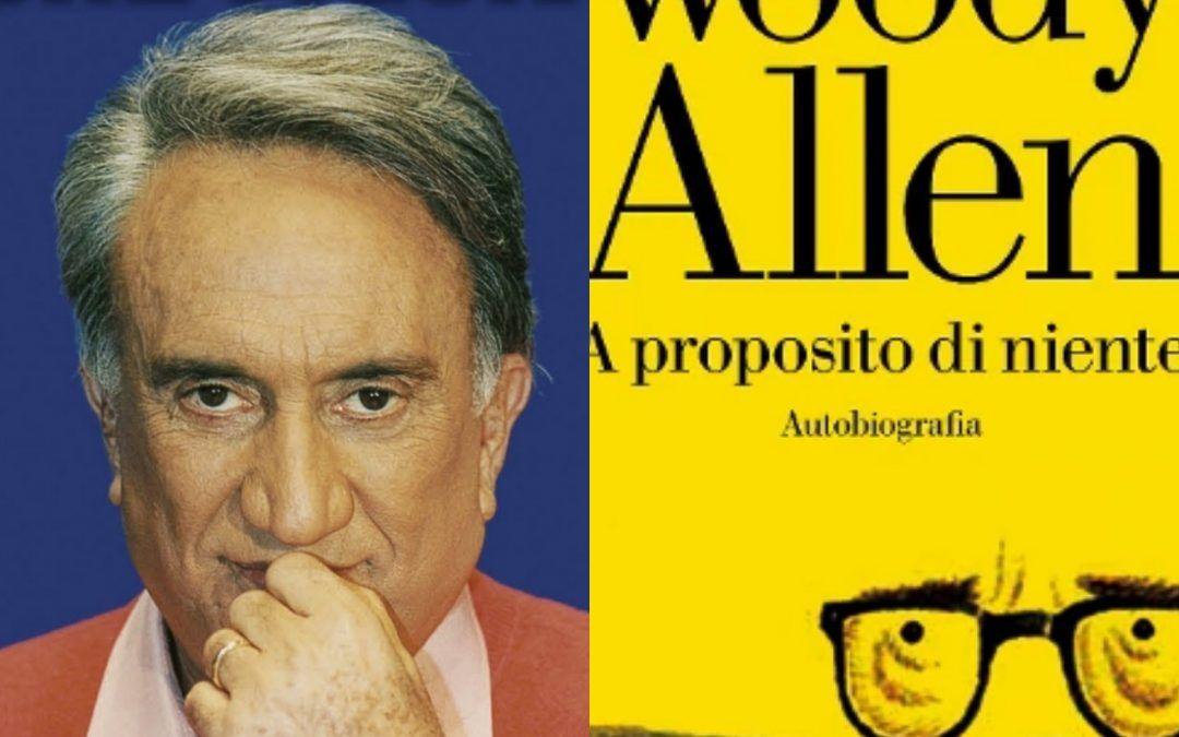 Emilio Fede & Woody Allen: 2 libri dirompenti che stavano per uscire, poi il Coronavirus…