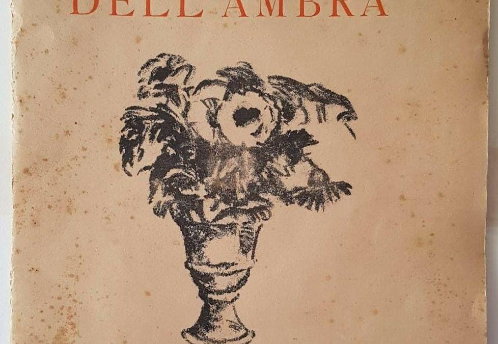 """Le due """"Elegia dell'ambra"""" di Ardengo Soffici: entrambe sono la prima edizione ma…"""